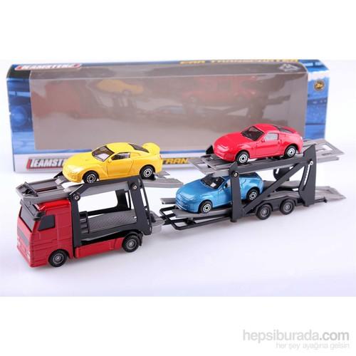 Nani Toys Oto Taşıma Tırı 1/60 Diecast Araç Seti