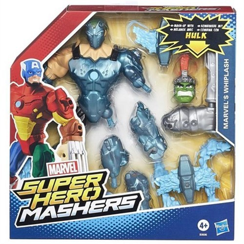 Marvel Süper Hero Mashers Marvel's Whiplash Oyun Seti