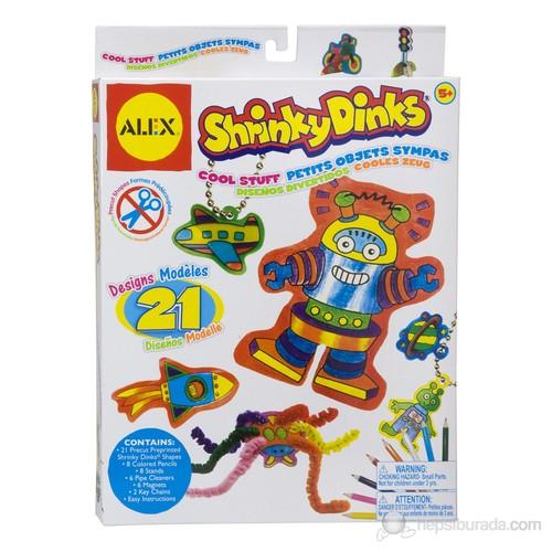Alex Shrinky Dink & Harika