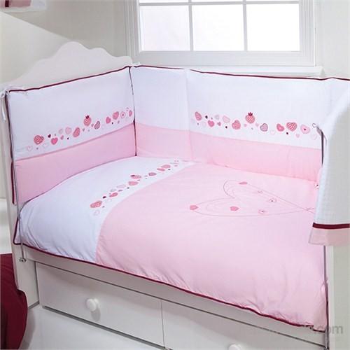 Aybi Baby Tiny Hearts Uyku Seti 70*130