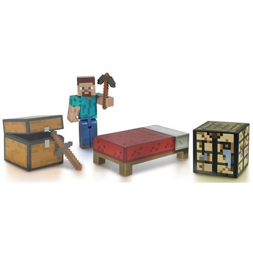 Giochi Preziosi Minecraft Deluks Figür Seti