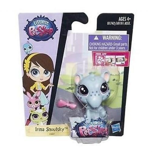Hasbro Littlest Pet Shop Tekli Miniş - Irina Snoutsky