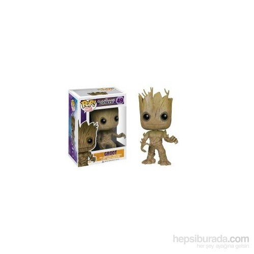 Funko Guardians of the Galaxy Groot POP