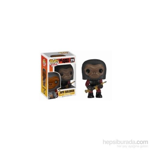 Funko Planet of the Apes Ape Soldier POP