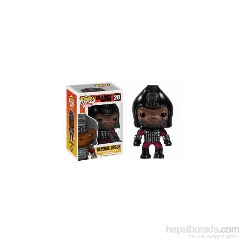 Funko Planet of the Apes General Ursus
