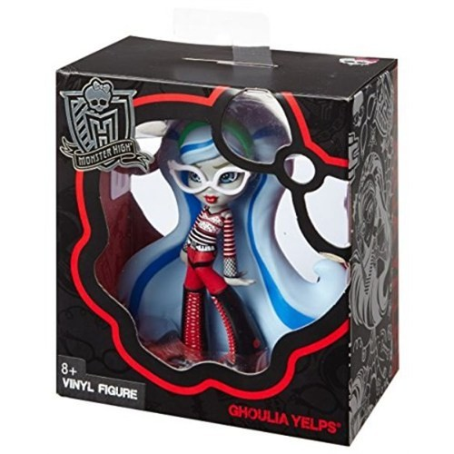 Monster High Koleksiyon Karakterleri Ghoulia Yelps