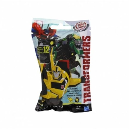 Transformers Robots İn Disguise Tiny Titans Serie 1 Sürpriz Figür