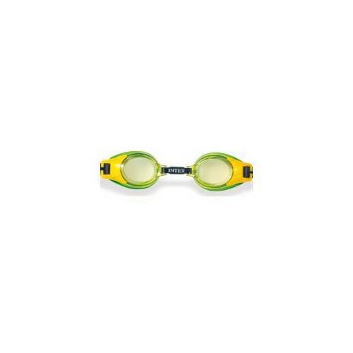 Renkli Yüzücü Gözlüğü