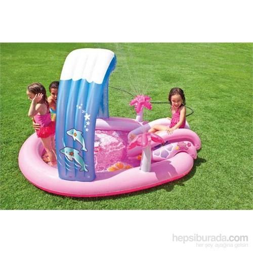 İntex Intex Hello Kitty Kaydıraklı Oyun Havuzu