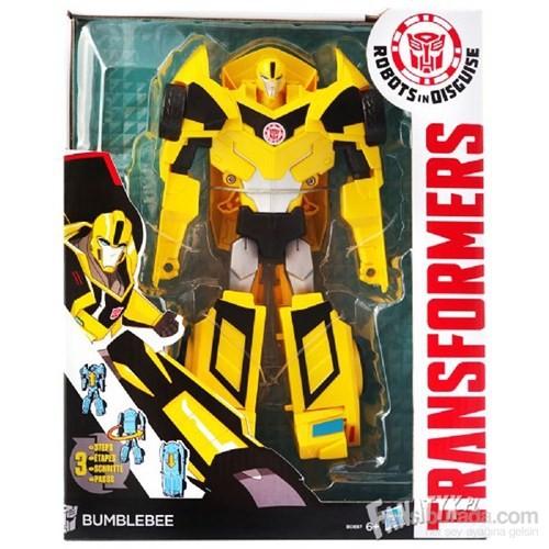 Hasbro Transformers Robots İn Disguise 3 Adımda Dönüşen Figür - Bumblebee 2015