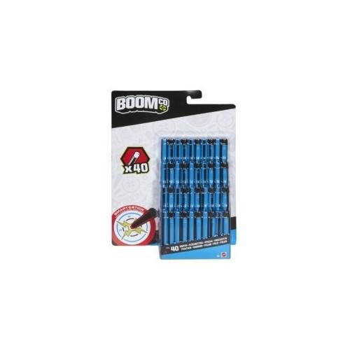 Boomco 40'Lı Dart Paketi Mavi