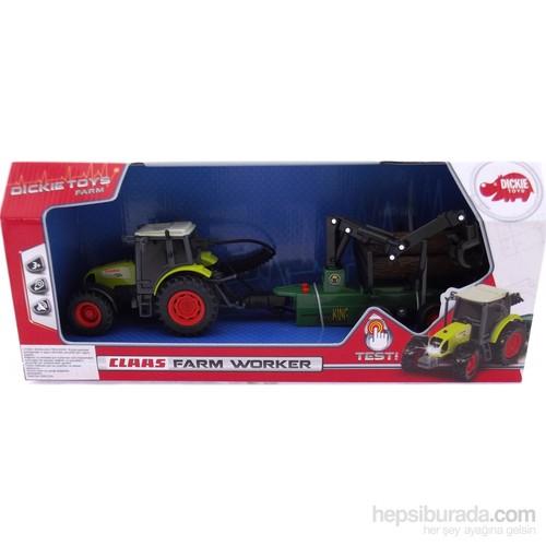 Traktör Ve Kalas Römorkörü