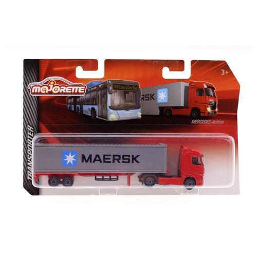 Mercedes Maersk Konteyner Tır Majorette