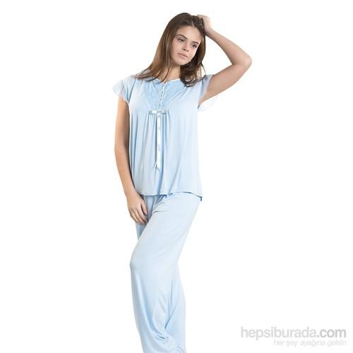 Bebefox Dantelli Pijama Takımı