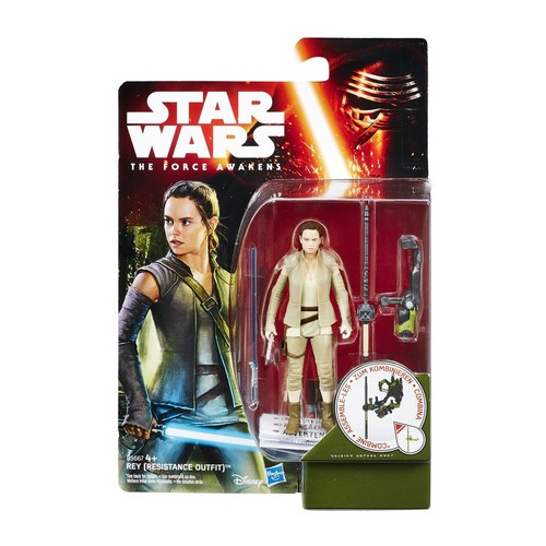 Star Wars Figür Rey Resıstance Outfıt
