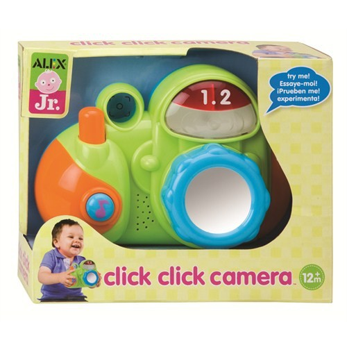 Alex İlk Fotoğraf Makinem