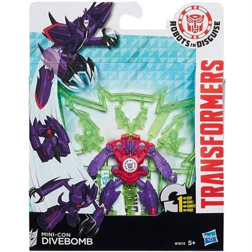 Transformers Mini-Con Figür Divebomb