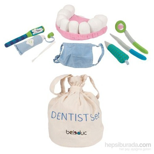 Beleduc Diş Doktoru Seti