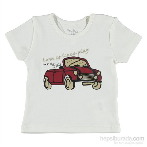 For My Baby Mini T-Shirt