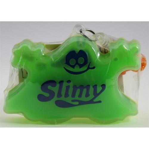 Slimy Çılgın Vıcıklar Anahtarlık Yeşil