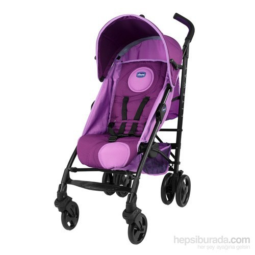 Chicco Lite Way Baston Puset / Fuchsia