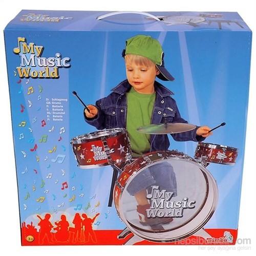 My Music World Drum Set