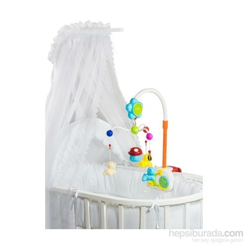 Prego Toys Wd 3624 Animal Crib Bell