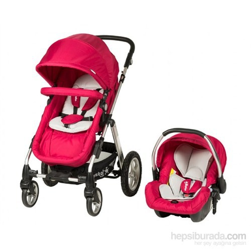 Crystal Baby 275 Toscana Seyahat Sistem Bebek Arabası