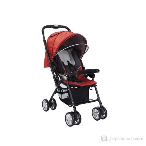 Sunny Baby SB-315 Smart Bebek Arabası / Kırmızı