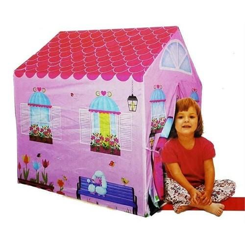 Furkan Oyun Evi Çadır Pembe