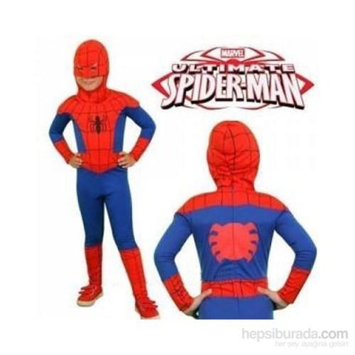 Hepsi Dahice Örümcek Adam Kostümü Small