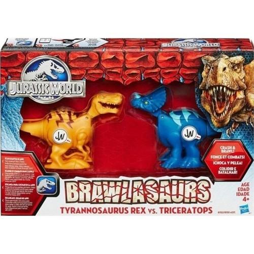 Jurassıc World Tyrannosaurus Rex Vs Triceratops