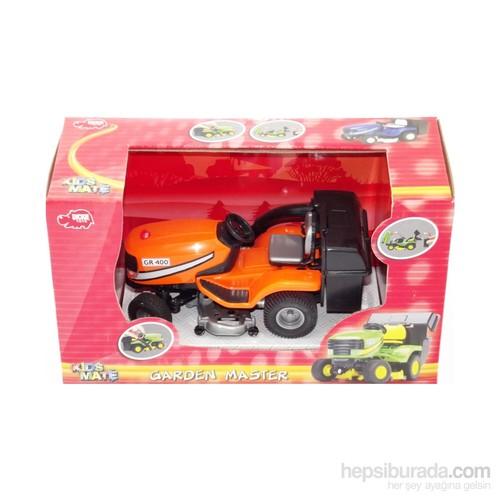 Garden Master Çim Biçme Makinası Turuncu