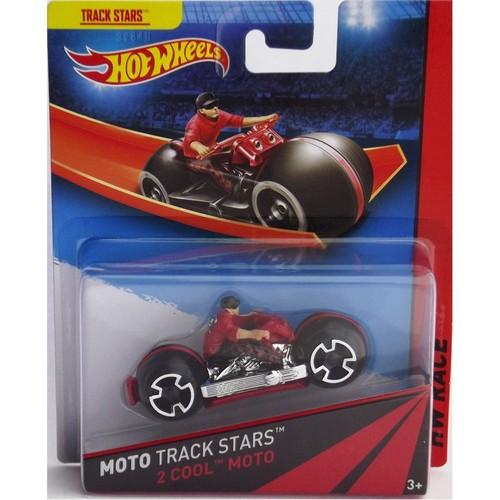 Hot Wheels Motor Yarışçıları 2 Cool