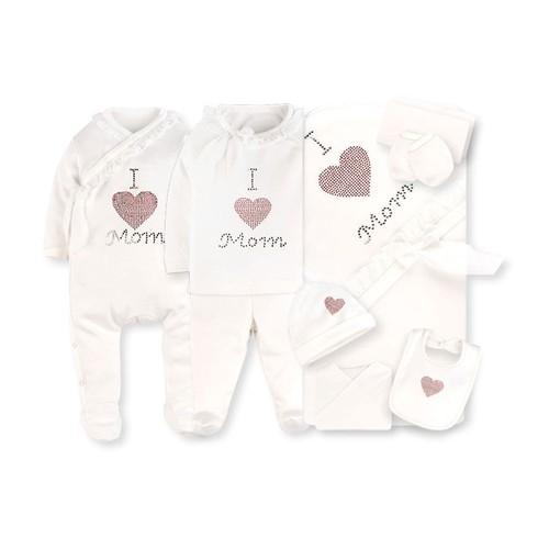 İdil Baby Bebek Hastane Çıkışı 10 Lu Set
