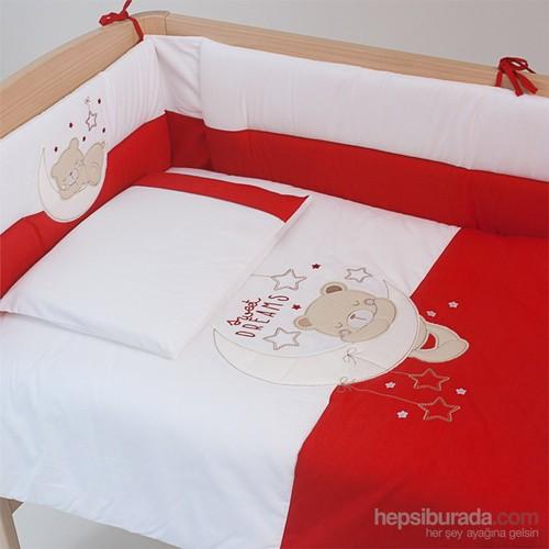 Lolybon Dreams Park Yatak Uyku Seti Kırmızı 60X120