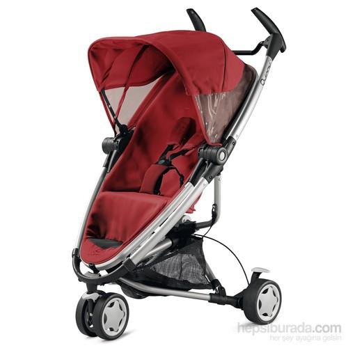 Quinny Zapp Xtra 2 3 Tekerlekli Bebek Arabası / Red Rumour