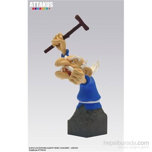 Asterix: Agecanonix Petibonum Bust