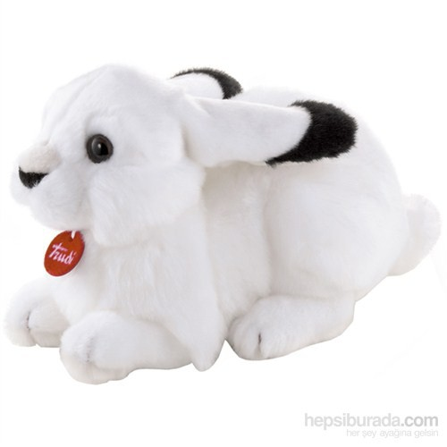Trudi Beyaz Tavşan Sitting 32cm