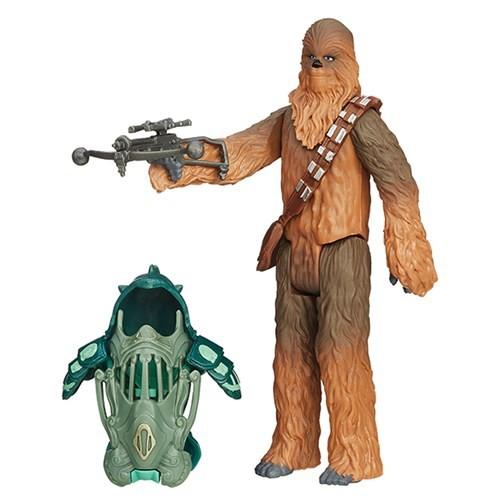Star Wars Zirhli Figür Chewbacca