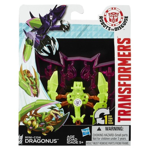 Transformers Rid Mini Con Figür Dragonus