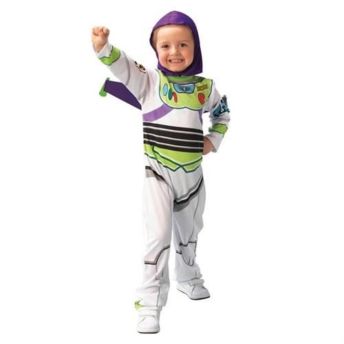 Rubies Toy Story Buzz Çocuk Kostüm Klasik 5-6 Yaş