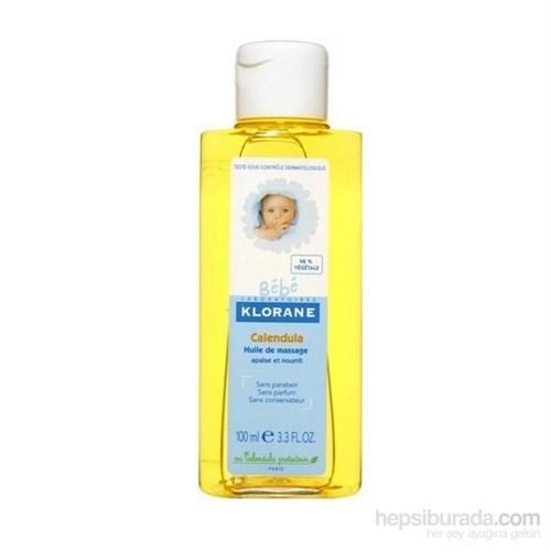 Klorane Bebe Calendula Massage Oil 100 ml