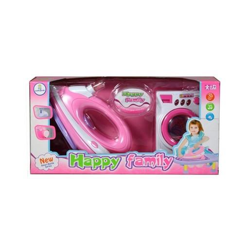 Happy Family İkili Ütü Ve Çamaşır