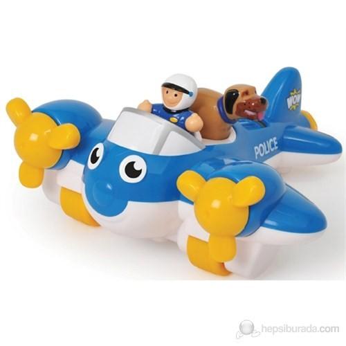 Wow Oyuncak Polis Uçağı Pete (Police Plane Pete)
