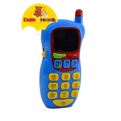 Engin Oyuncak Birlik Akıllı Telefon