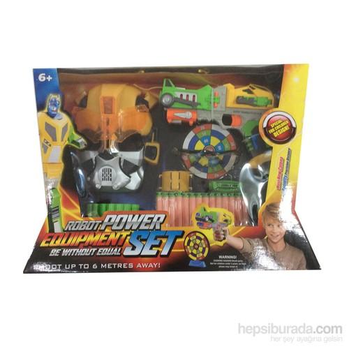 Emre Toys Sünger Atan Tabanca Set