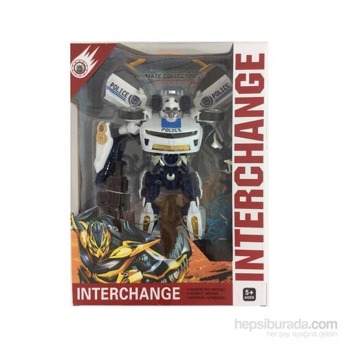 Emre Toys Transformers Robot