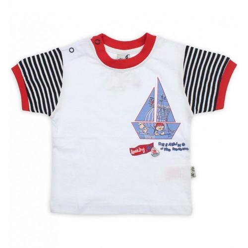 Modakids Erkek Bebek Tshirt (1 - 3 Yaş) 019 - 724 - 002