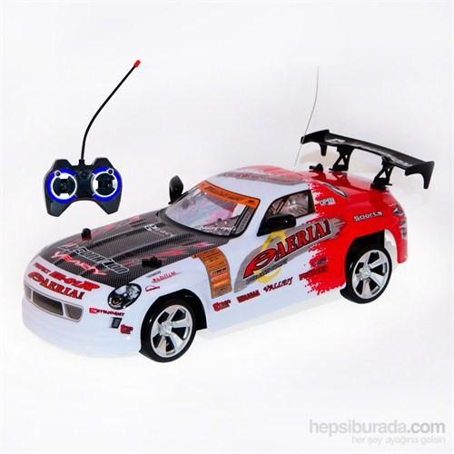 Drift Champion U.K. Şarjlı 1:14 Araba, Kırmızı Paeria